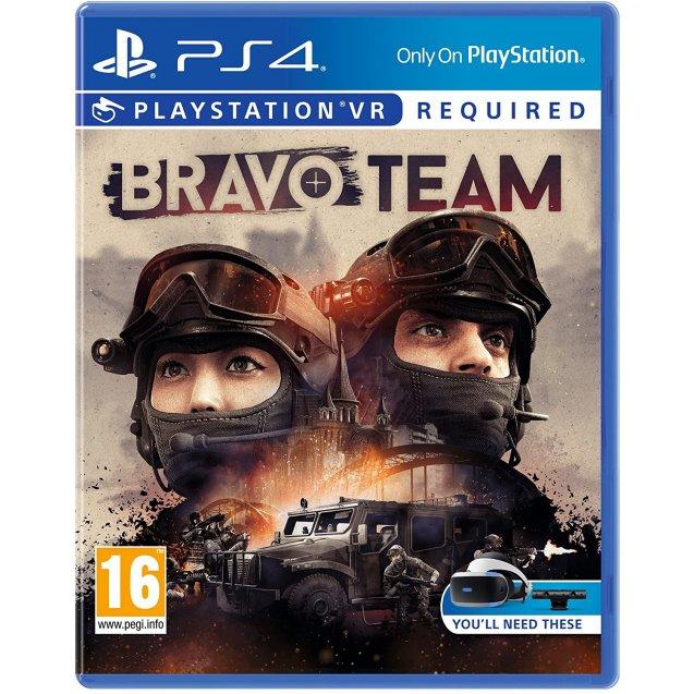 Bravo Team PSVR