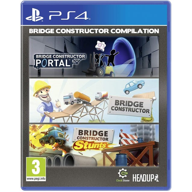 Bridge Constructor Compilation PS4