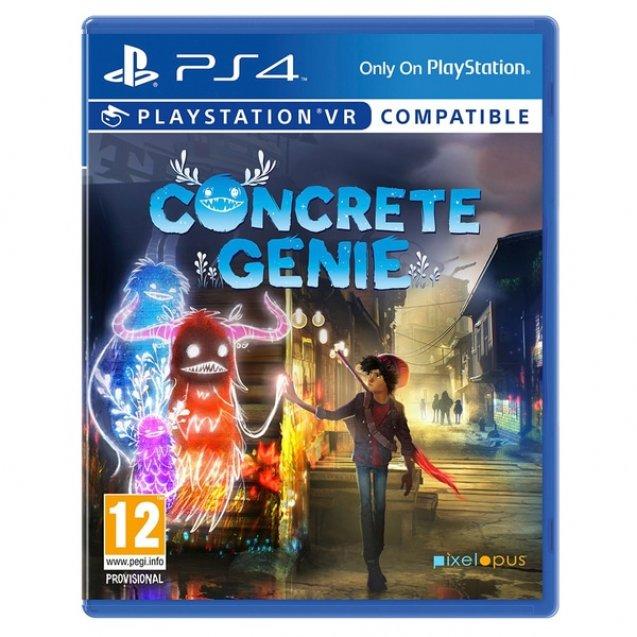 Concrete Genie PSVR