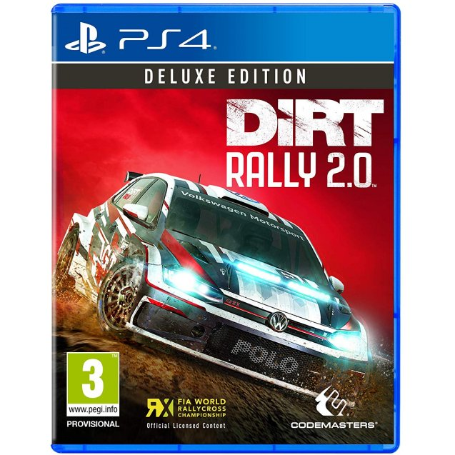 DiRT Rally 2.0 - Deluxe Edition PS4