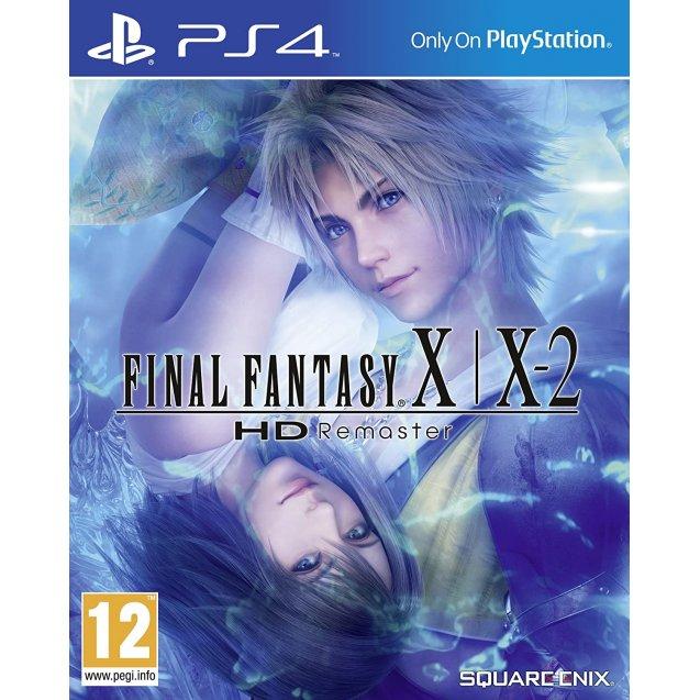 Final Fantasy X/X-2 PS4