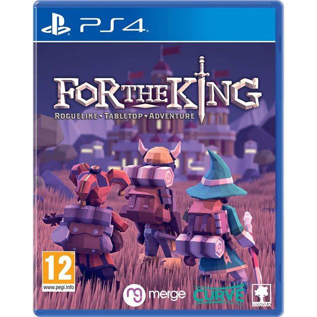 For the King PS4