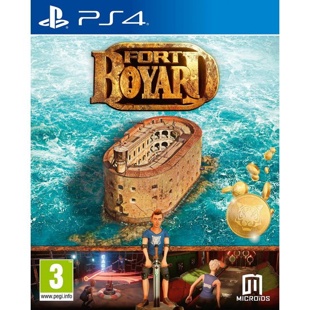 Fort Boyard PS4