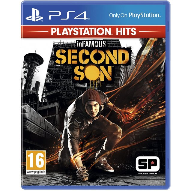 Infamous Second Son PlayStation Hits