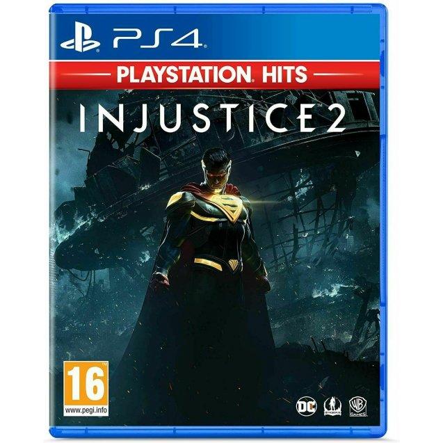 Injustice 2 PlayStation Hits