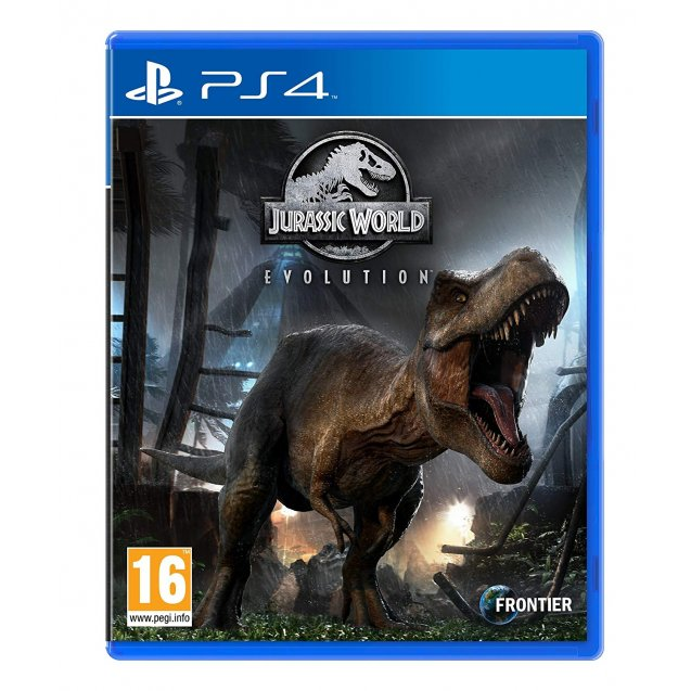 Jurassic World Evolution PS4
