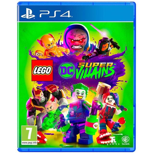 Lego DC Super-Villain PS4