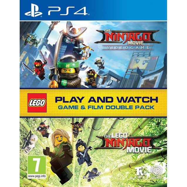 LEGO Ninjago Double Pack PS4