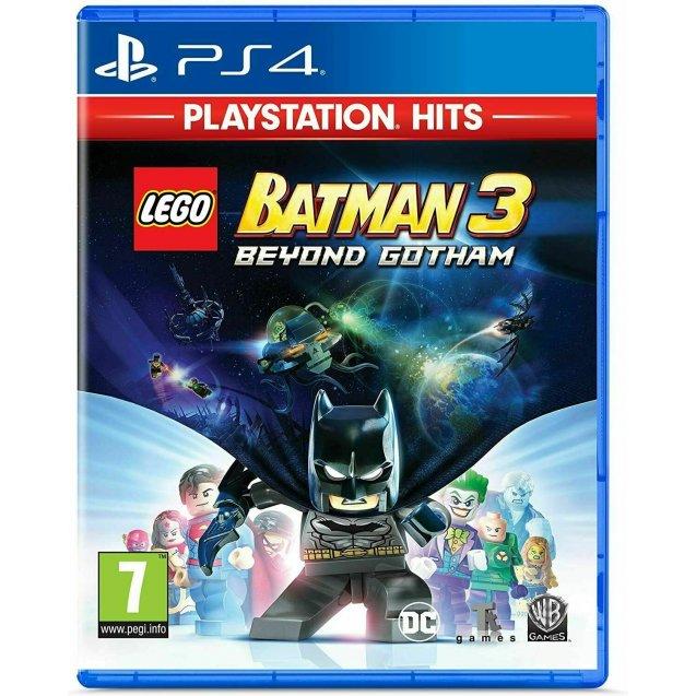 Lego Batman 3 Beyond Gotham PlayStation Hits PS4