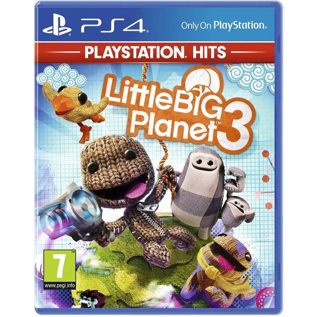 LittleBigPlanet 3 PlayStation Hits
