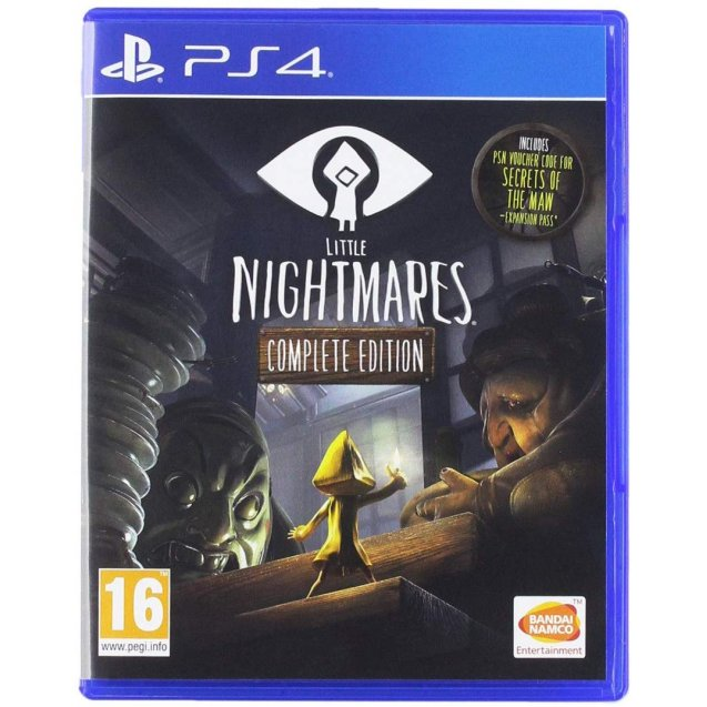 Little Nightmares Complete Edition PS4