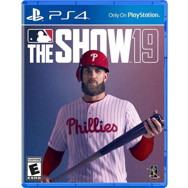 MLB 19: The Show PS4