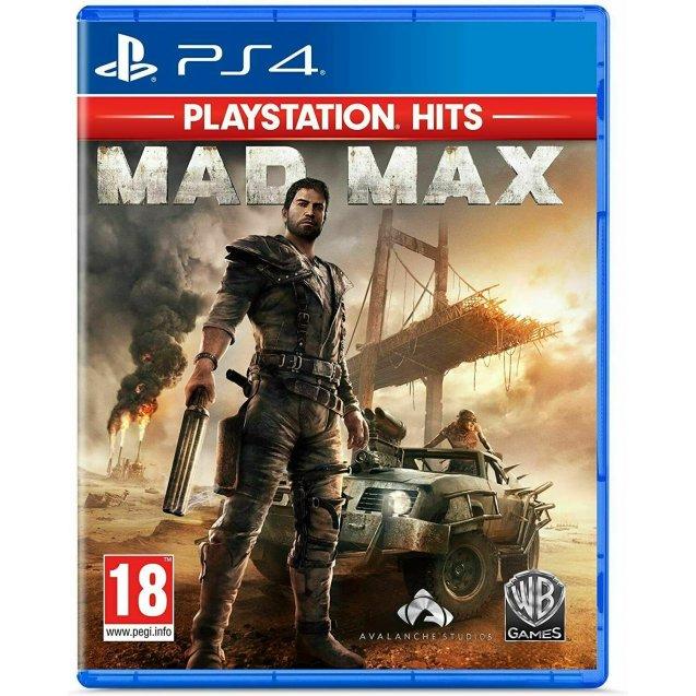 Mad Max PlayStation Hits PS4