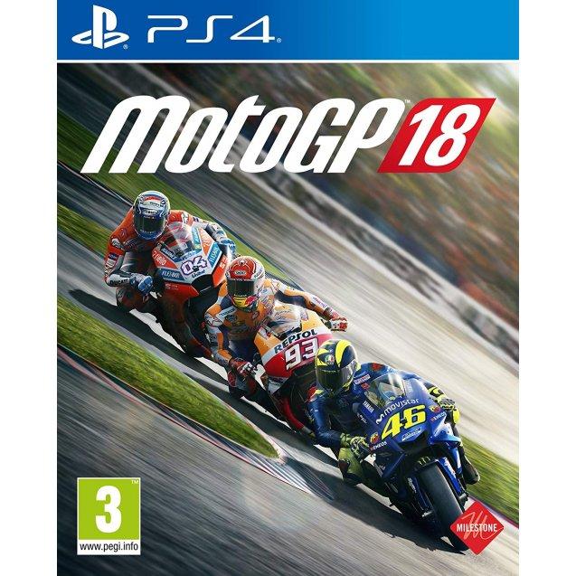 MotoGP 18 PS4
