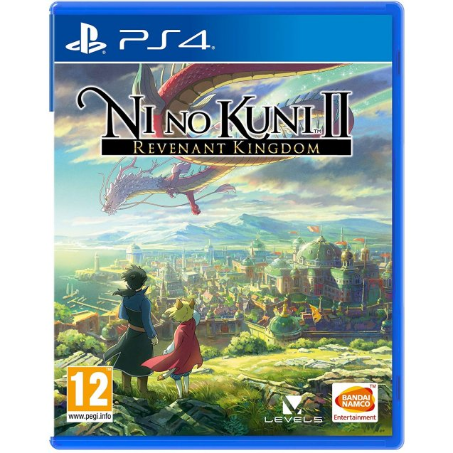 Ni No Kuni II: Revenant Kingdom PS4