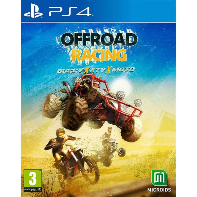 Off Road Racing PS4