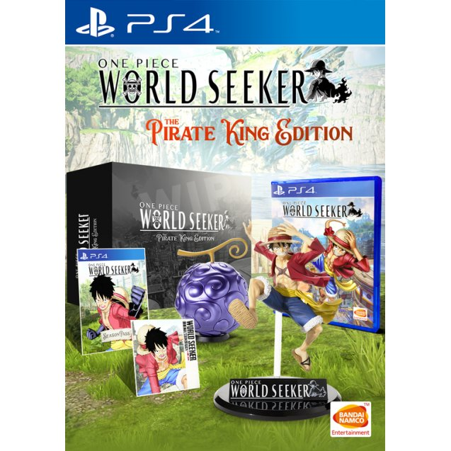 One Piece World Seeker Collector's Edition PS4