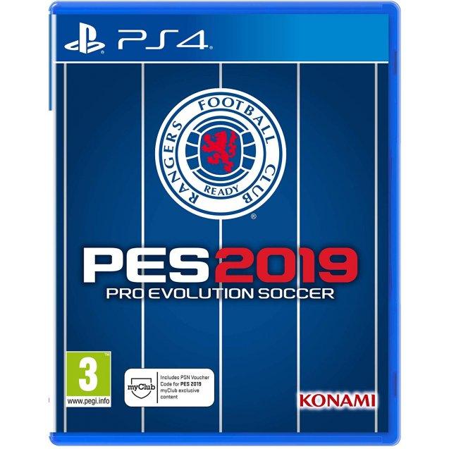 Pro Evolution Socer 2019 Rangers Edition PS4