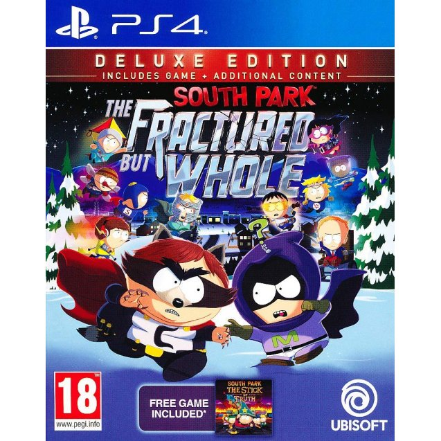 South Park: The Fractured But Whole Deluxe Edition PS4