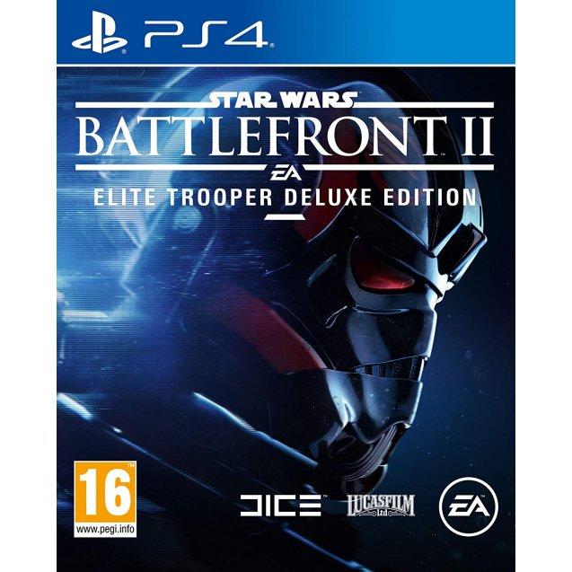 Star Wars Battlefront II Elite Trooper Deluxe PS4