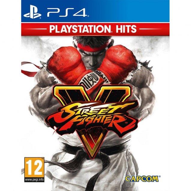 Street Fighter V PlayStation Hits