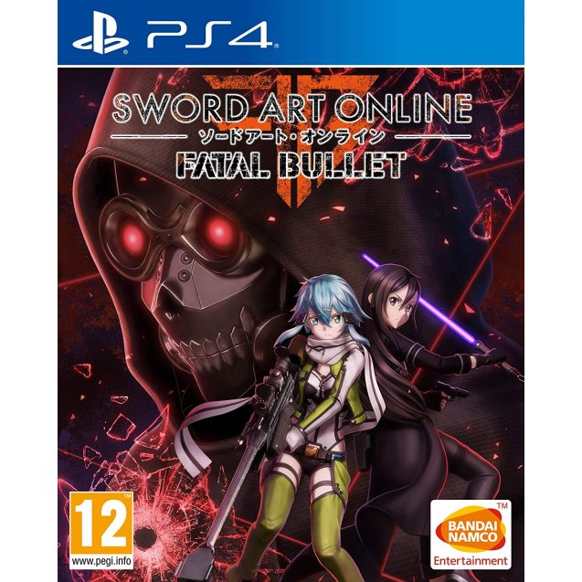 Sword Art Online: Fatal Bullet PS4