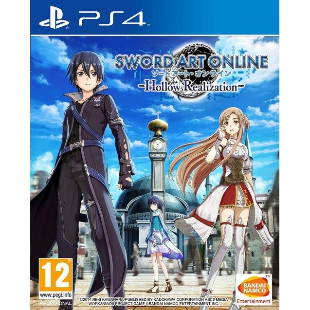 Sword Art Online: Hollow Realization PS4