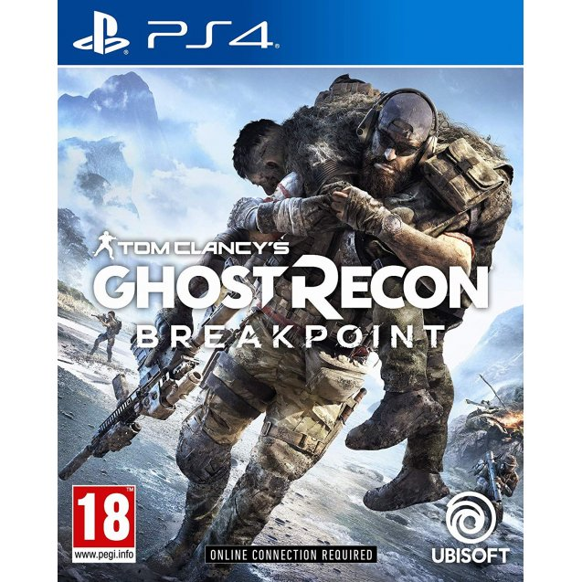 Tom Clancy's Ghost Recon: Breakpoint PS4