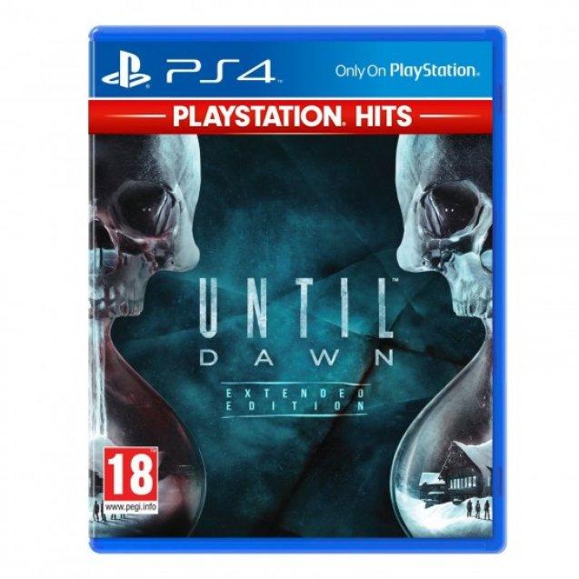 Until Dawn PlayStation Hits PS4