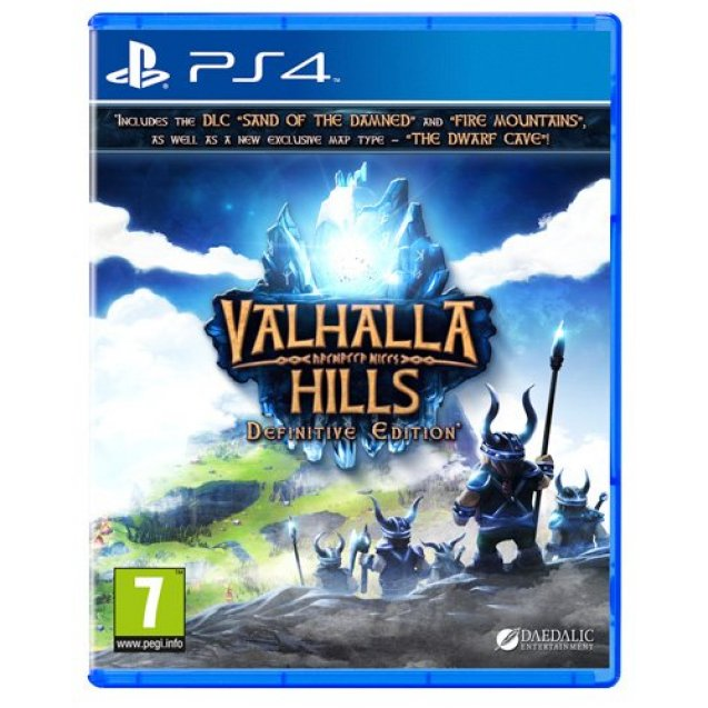 Valhalla Hills - Definitive Edition PS4