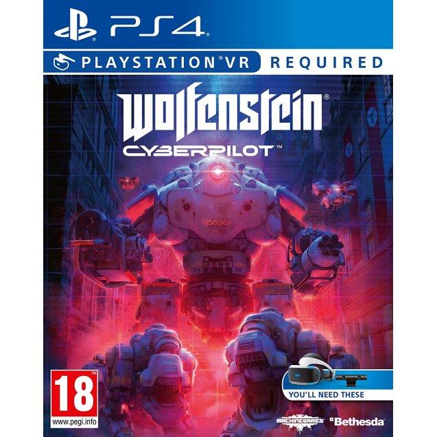 Wolfenstein Cyberpilot PS VR