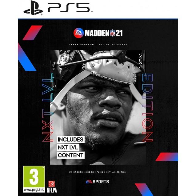 MADDEN 21 NXT LVL EDITION PS5