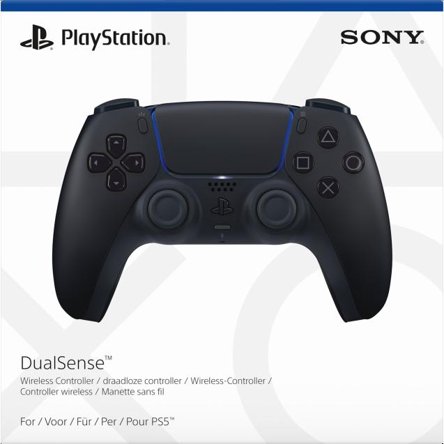 DualSense™ Wireless Controller – Midnight Black