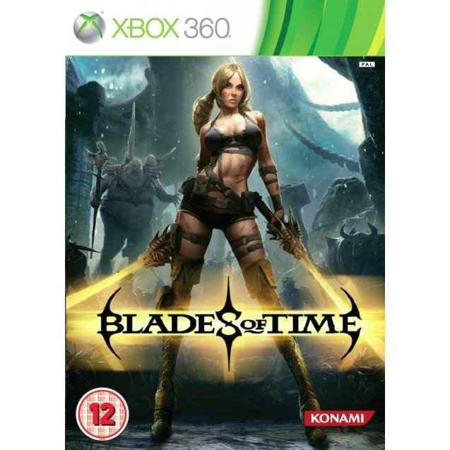 Blade of Time Xbox 360