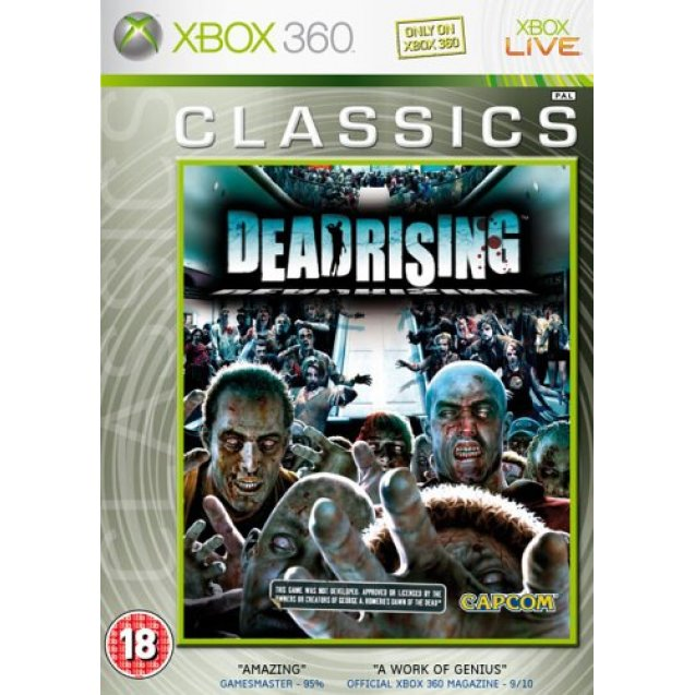 Dead Rising- Classics Xbox 360