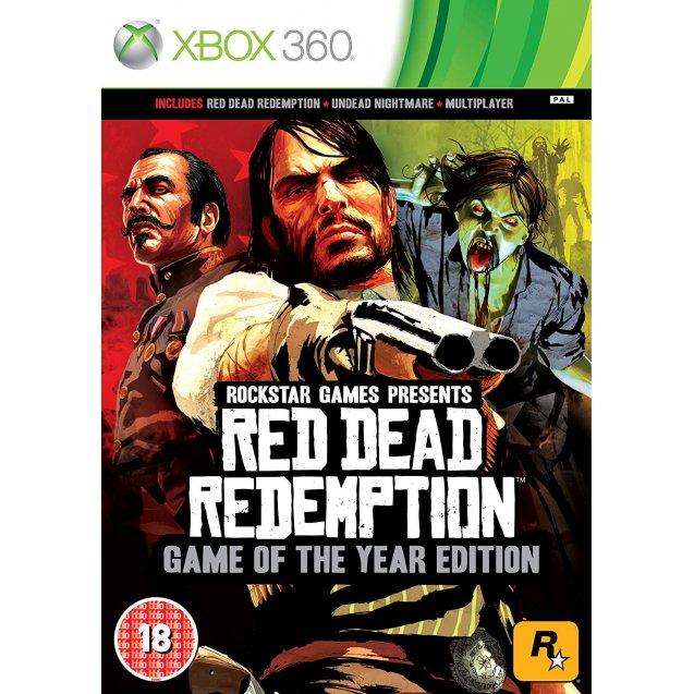 Red Dead Redemption GOTY Xbox 360