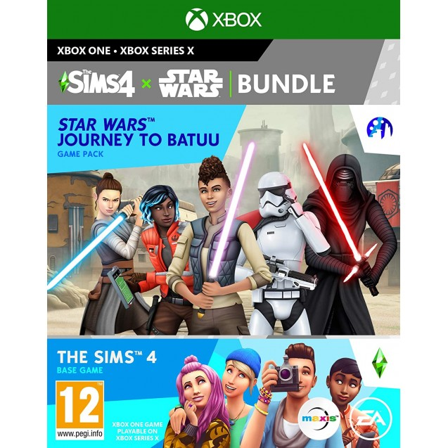 The Sims 4 Star Wars: Journey to Batuu (Xbox)