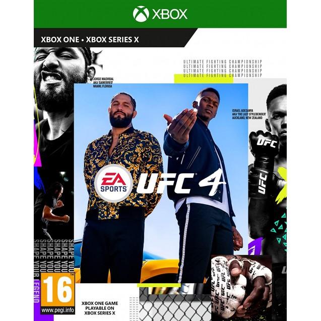 UFC 4 (Xbox)