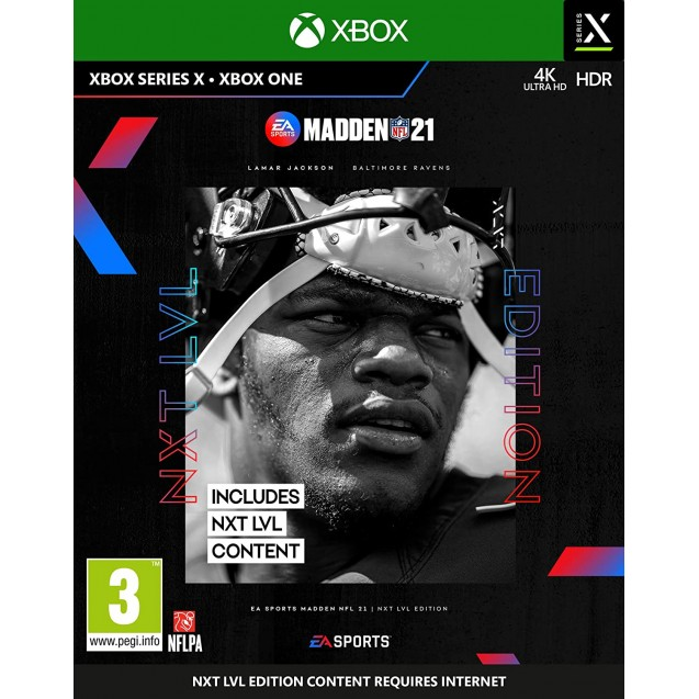 MADDEN 21 NXT LVL EDITION Xbox Series