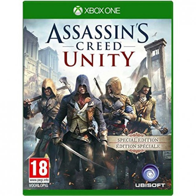 Assassin's Creed Unity Special Edition Xbox One
