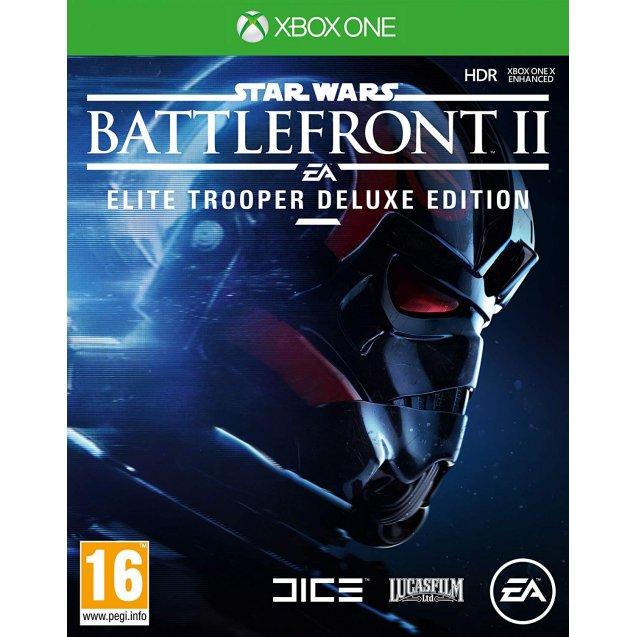 Star Wars Battlefront II Elite Trooper Deluxe Xbox One