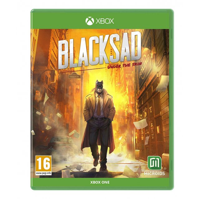 Blacksad: Under the Skin Xbox One