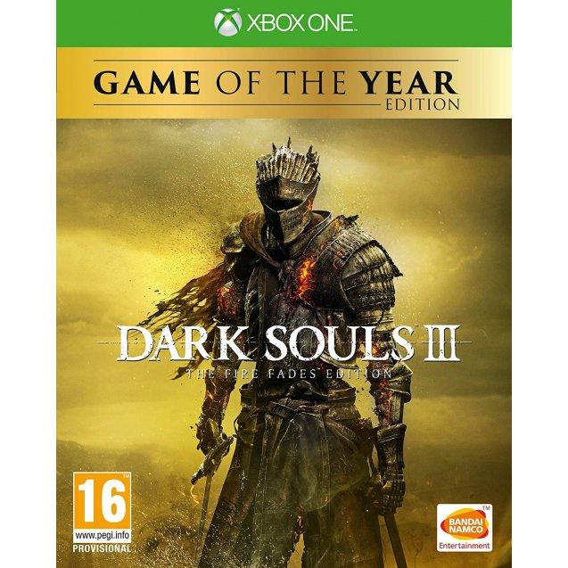 Dark Souls 3 The Fire Fades Xbox One