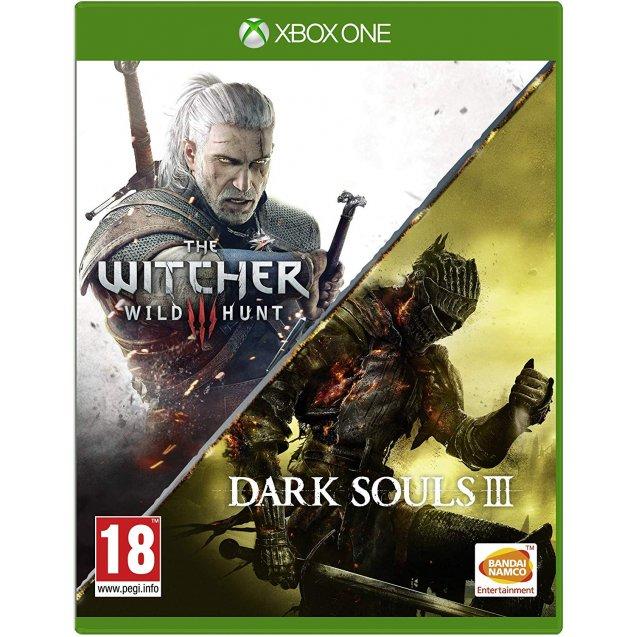 Dark Souls III & The Witcher 3 Wild Hunt Compilation Xbox One