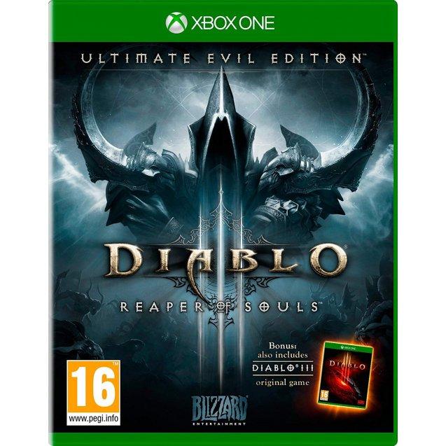 Diablo 3 : Reaper of Souls Ultimate Evil Edition Xbox One