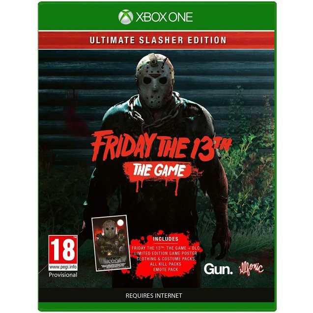 Friday The 13th Game Ultimate Slasher Edition Xbox One