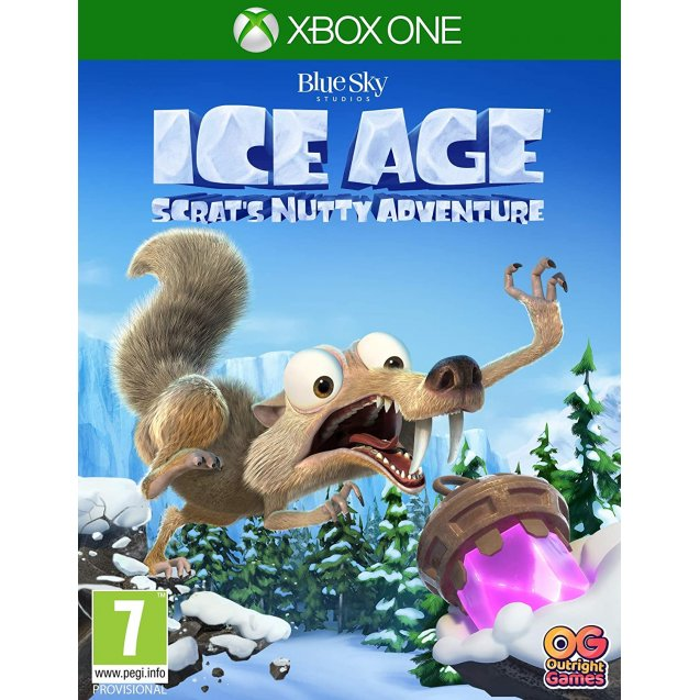 Ice Age Scrats Nutty Adventure Xbox One