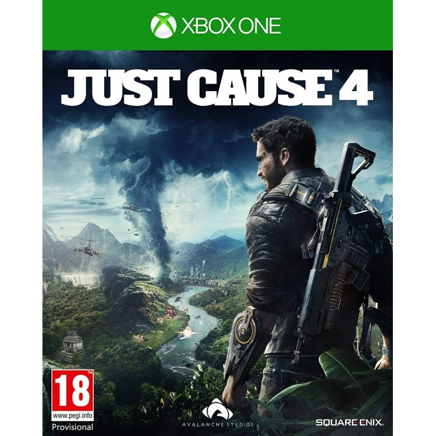 Just Cause 4 Day One Limited Edition Xbox One