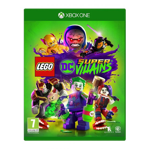 Lego DC Super-Villain Xbox One