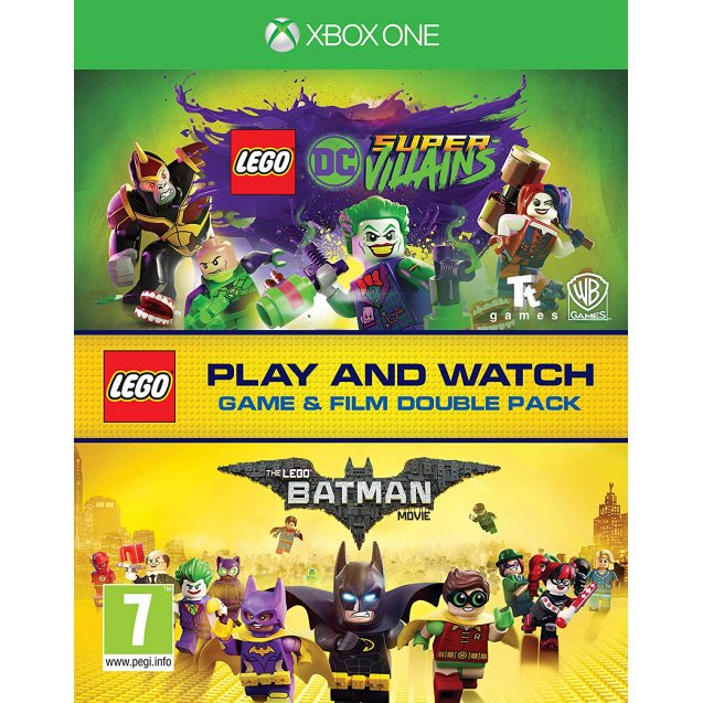 LEGO DC Supervillains Double Pack Xbox One